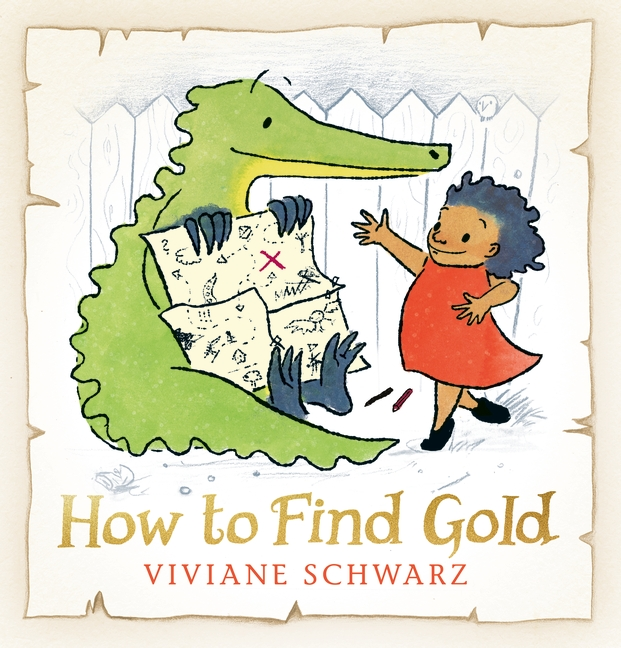 how to find gold cover image