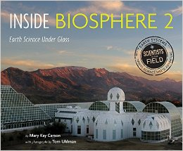 inside biosphere2 cover image