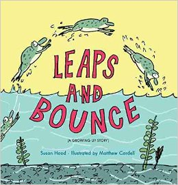 leaps and bounce cover image