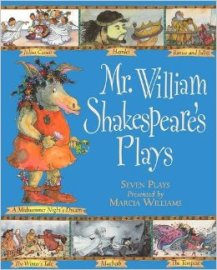 mr. william shakespeare's plays cover image