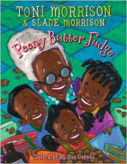 peeny butter fudge cover image