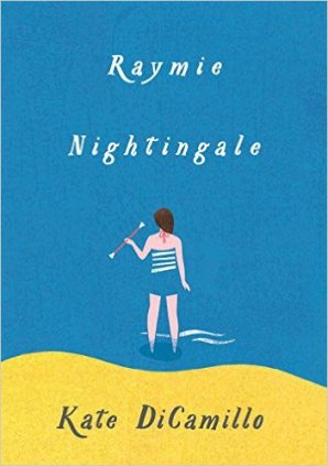 Raymie Nightingale cover image