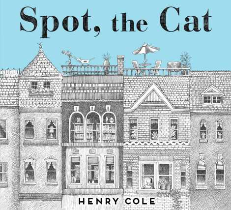 spot the cat cover image