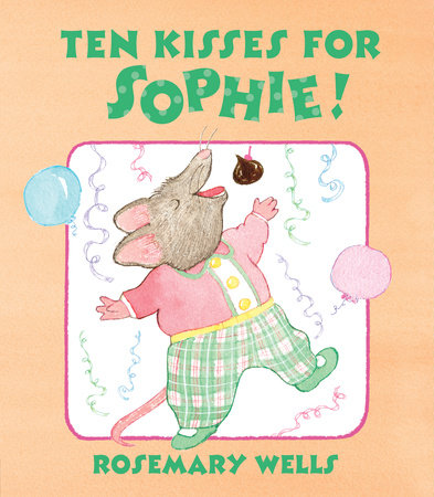 ten kisses for sophie cover image