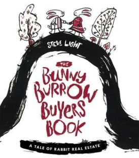 the bunny burrow buyer's book cover image