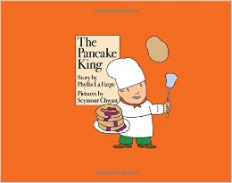 the pancake king cover image
