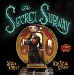 the secret subway cover image
