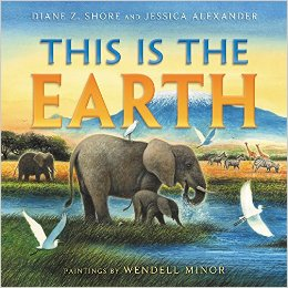 this is the earth cover image