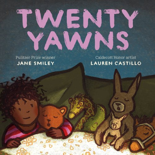 twenty yawns cover image
