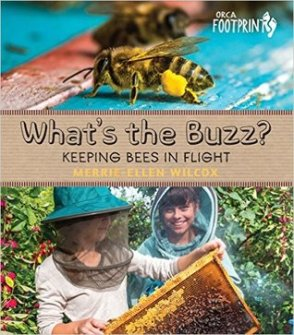 what's the buzz cover image