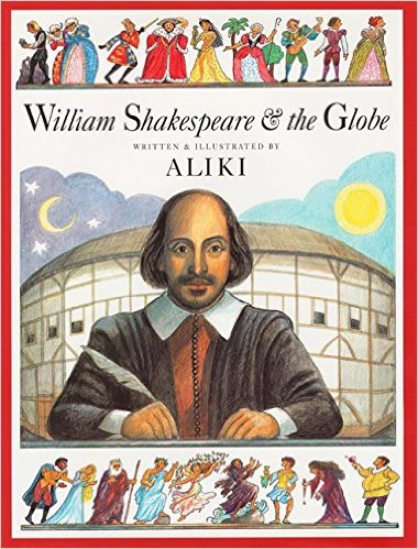 william shakespeare and the globe cover image