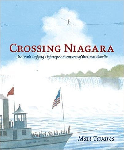 crossing niagara cover image