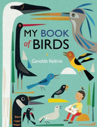 my book of birds cover image