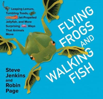flying frogs and walking fish cover image