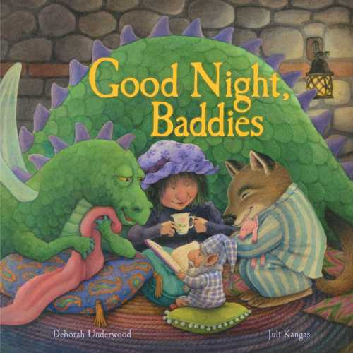 good night baddies cover image