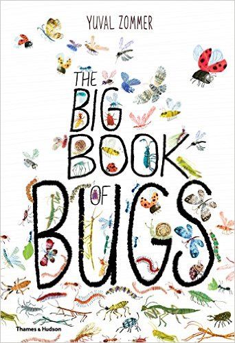 the big book of bugs cover image