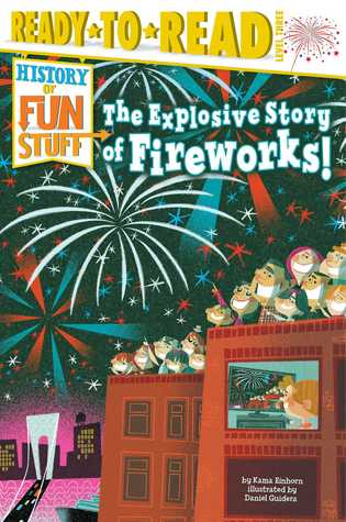 the explosive story of fireworks cover image