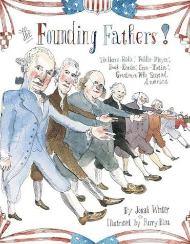 the founding fathers cover image
