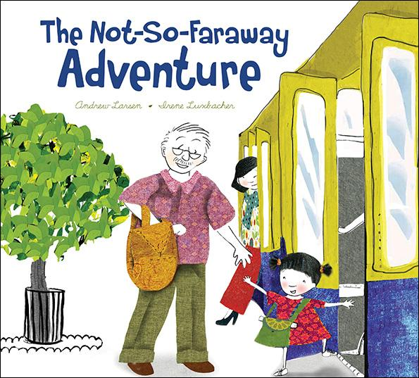 the not so faraway adventure cover image