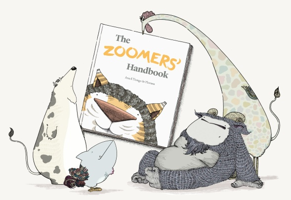the zoomers' handbook ana and thiago de moraes
