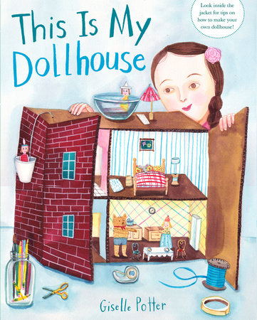 this is my dollhouse cover image