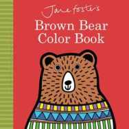 brown bear color book cover image