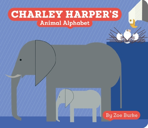 Charley Harper's Animal Alphabet cover image