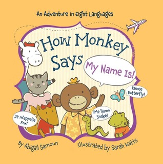 how monkey says my name is cover image