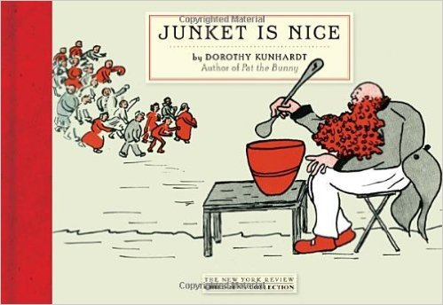 junket is nice cover image