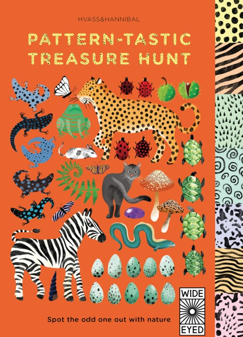 pattern-tastic treasure hunt cover image