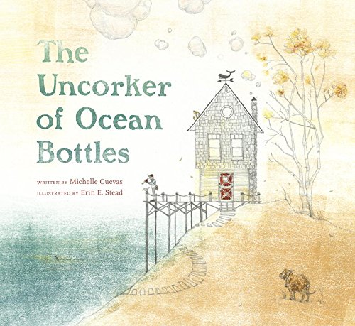 the uncorker of ocean bottles cover image