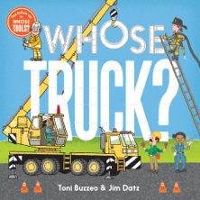 whose truck cover image