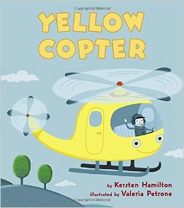 yellow copter cover image