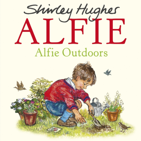 alfie outdoors cover image