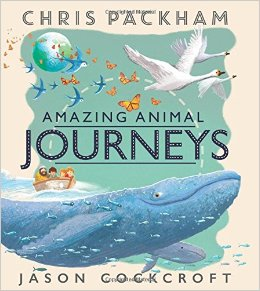 amazing animal journeys cover image