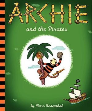 archie and the pirates cover image