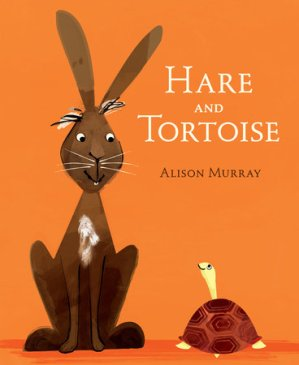 hare and tortoise cover image