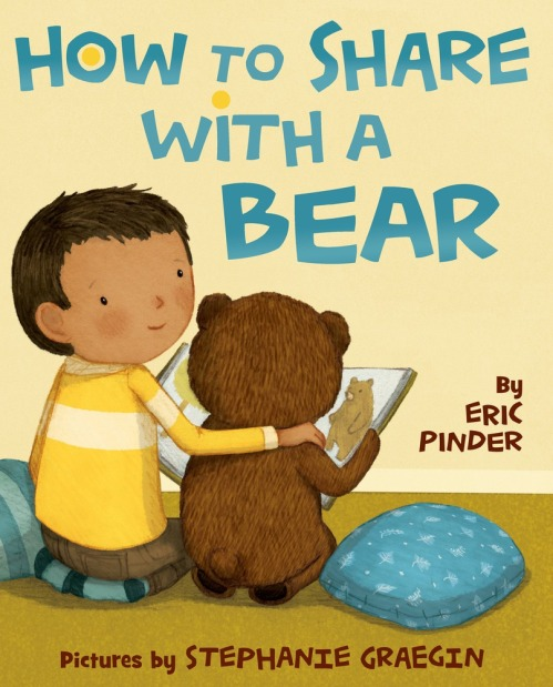 how to share with a bear cover image