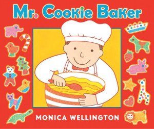 mr. cookie baker cover image