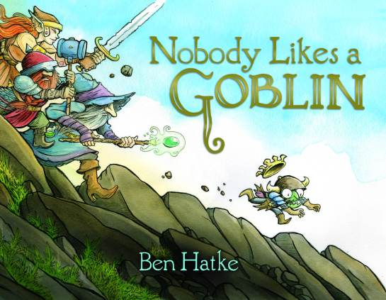 nobody likes a goblin cover image