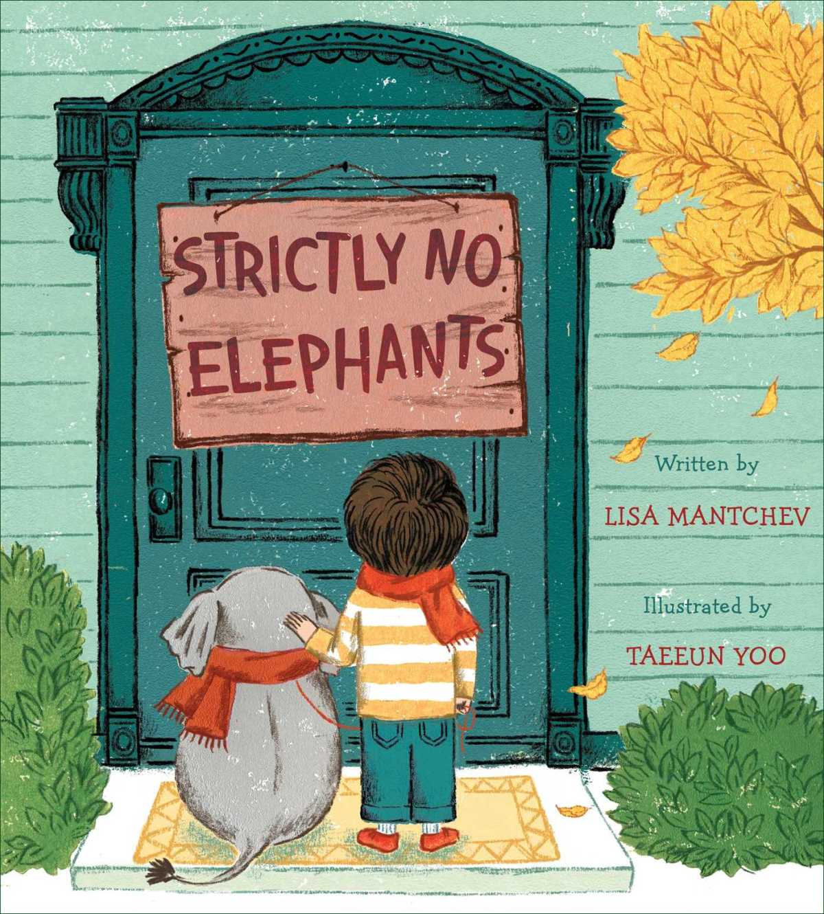 strictly no elephants cover image