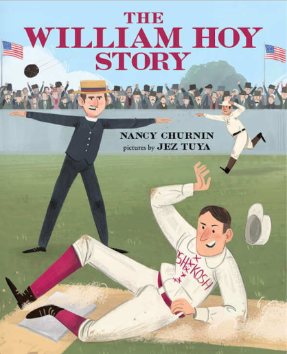 the william hoy story cover image