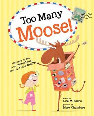 too many moose cover image
