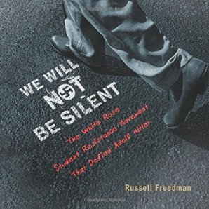 we will not be silent cover image