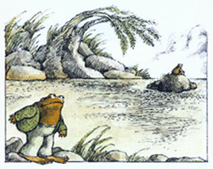 from Days with Frog and Toad by Arnold Lobel