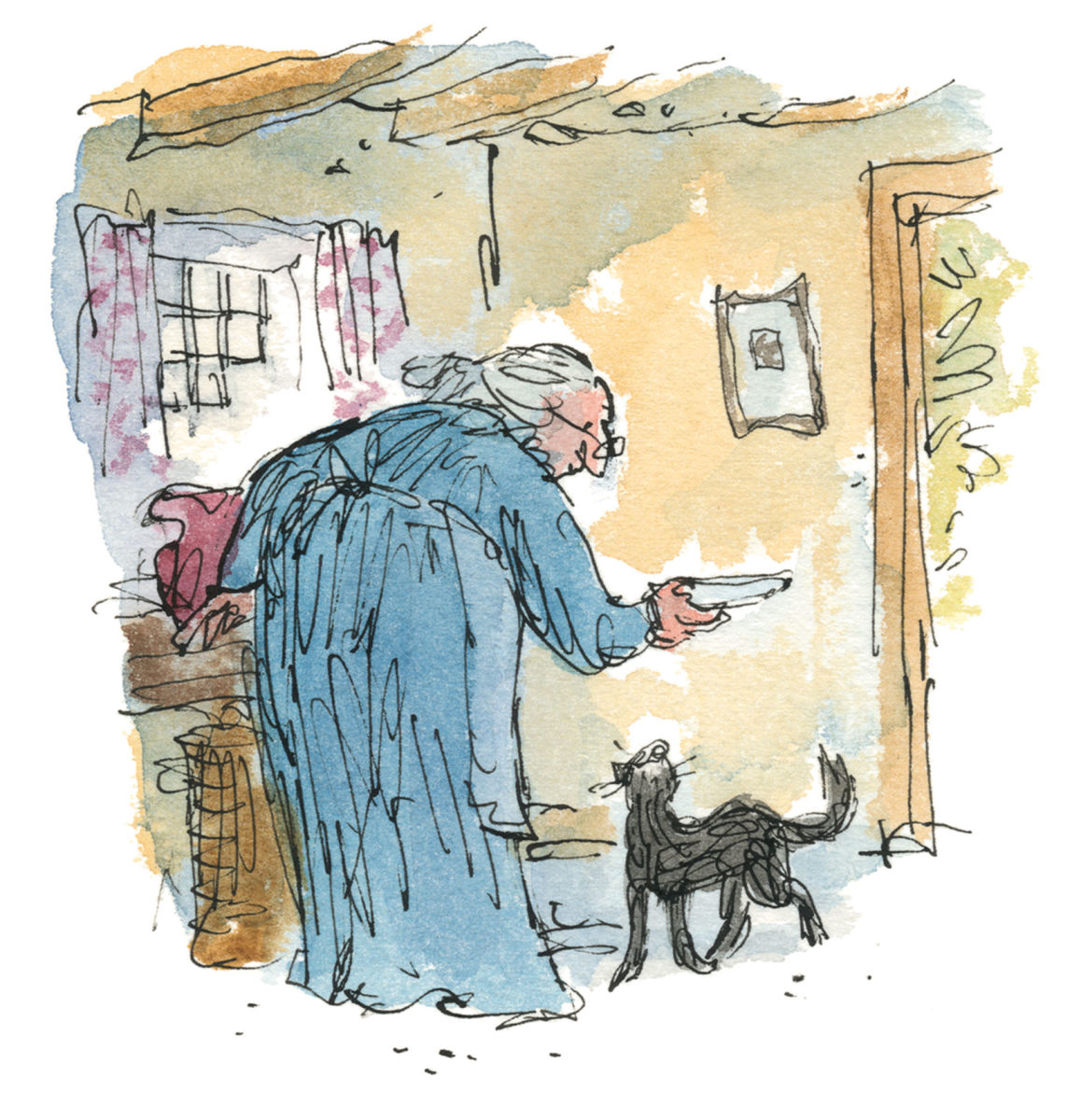 the-tale-of-kitty-in-boots-illustration-quentin-blake