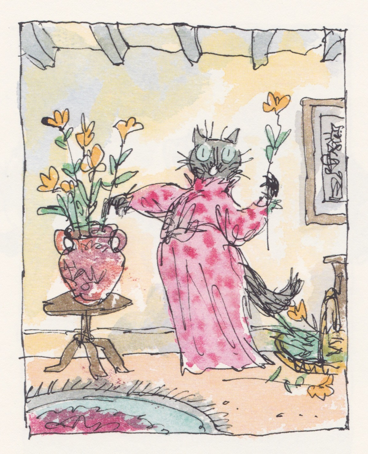 the-tale-of-kitty-in-boots-illustration6-quentin-blake