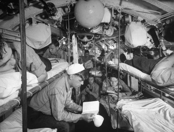 U s wwii submarine interior orange marmalade for World class photos pictures