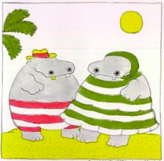 James Marshall's George and Martha stories are always a good idea.