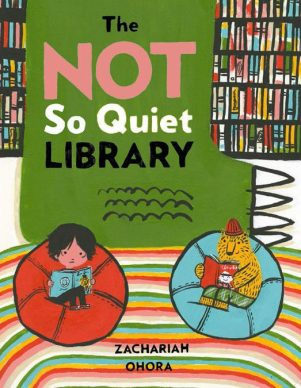 the-not-so-quiet-library-cover-image